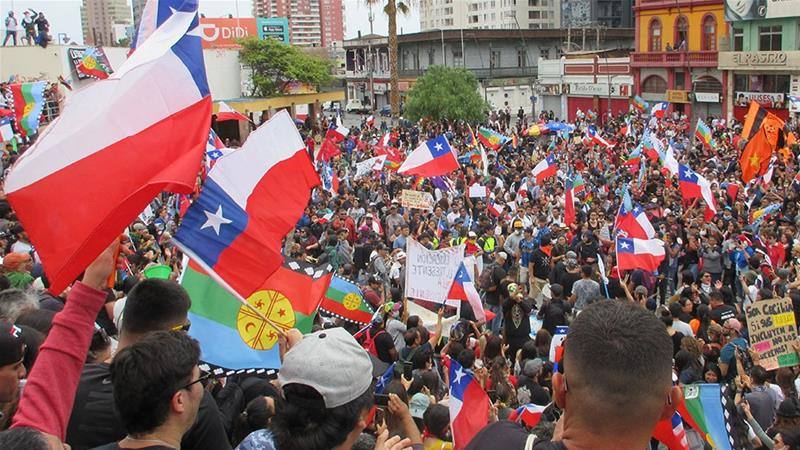 Protesters+gather+in+downtown+Antofagasta+%28Sandra+Cuffe%29.+