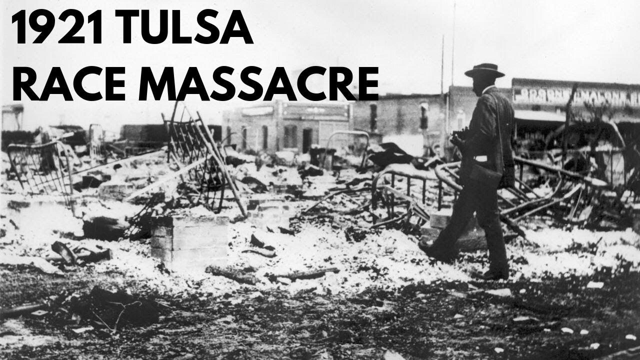 The devastating aftermath of the 1921 Tulsa KKK riot