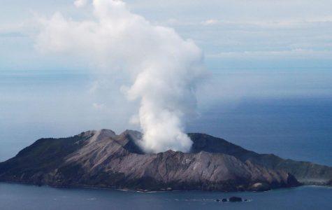 BREAKING NEWS: New Zealand Volcano Eruption