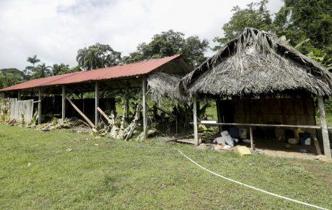 Scene of the horrific rituals in Panama (courtesy of AZ Family).