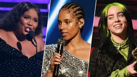 Controversy surrounds the 2020 Grammys (photo courtesy of NBC News).