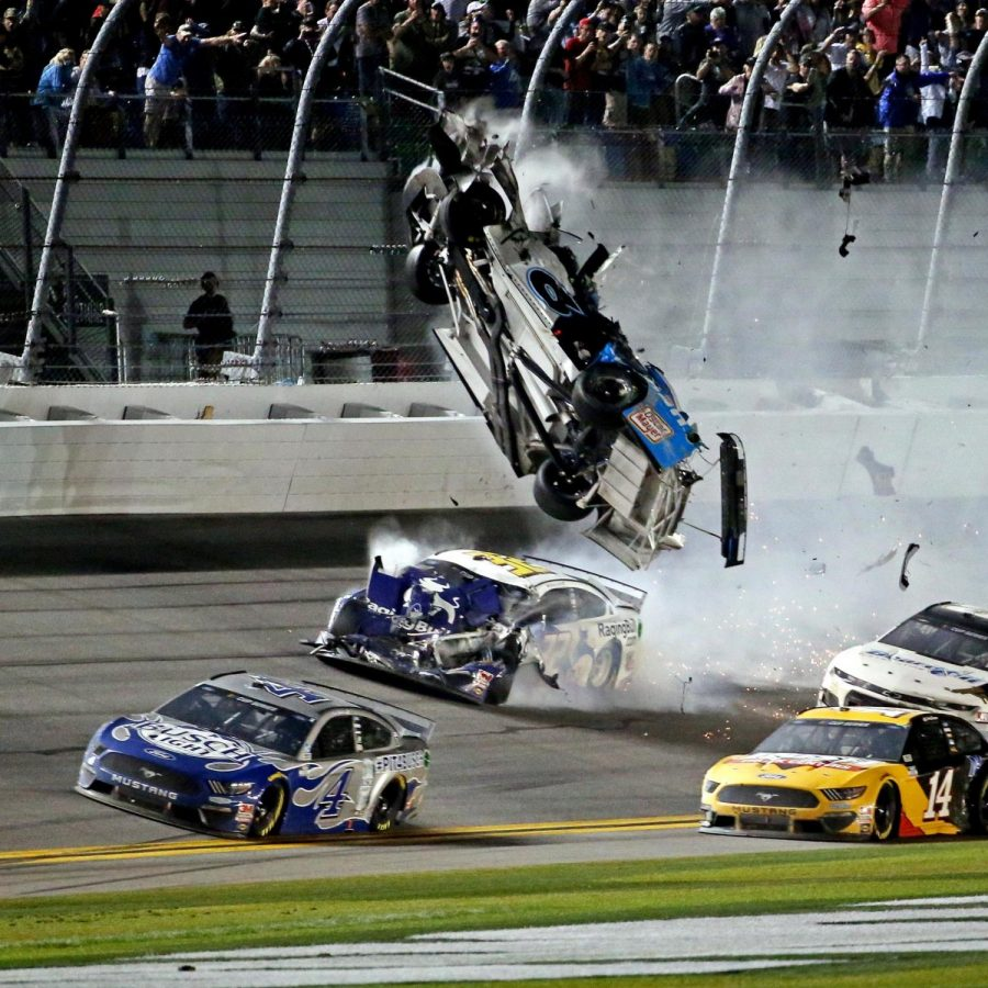 BREAKING NEWS: Daytona's Fiery Finish