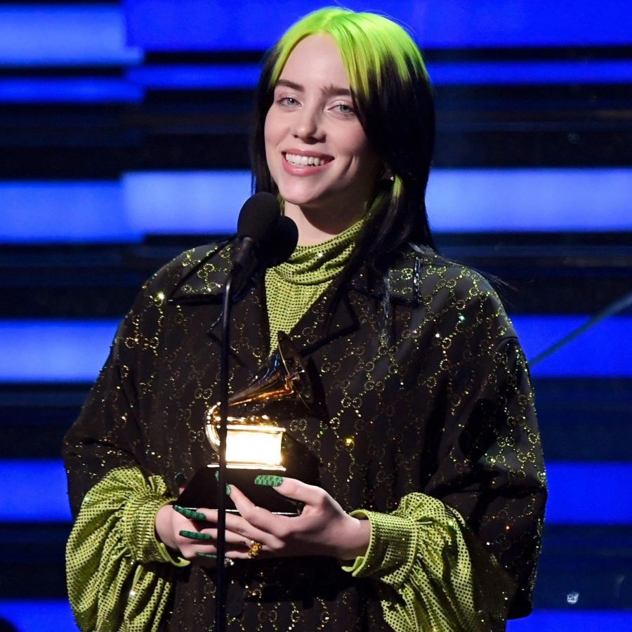 Billie Eilish Sweeps the 4 Top Awards at the Grammys