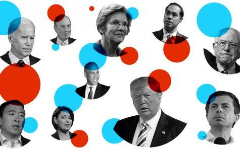 Democrats and Republicans Fight to Defeat Trump.