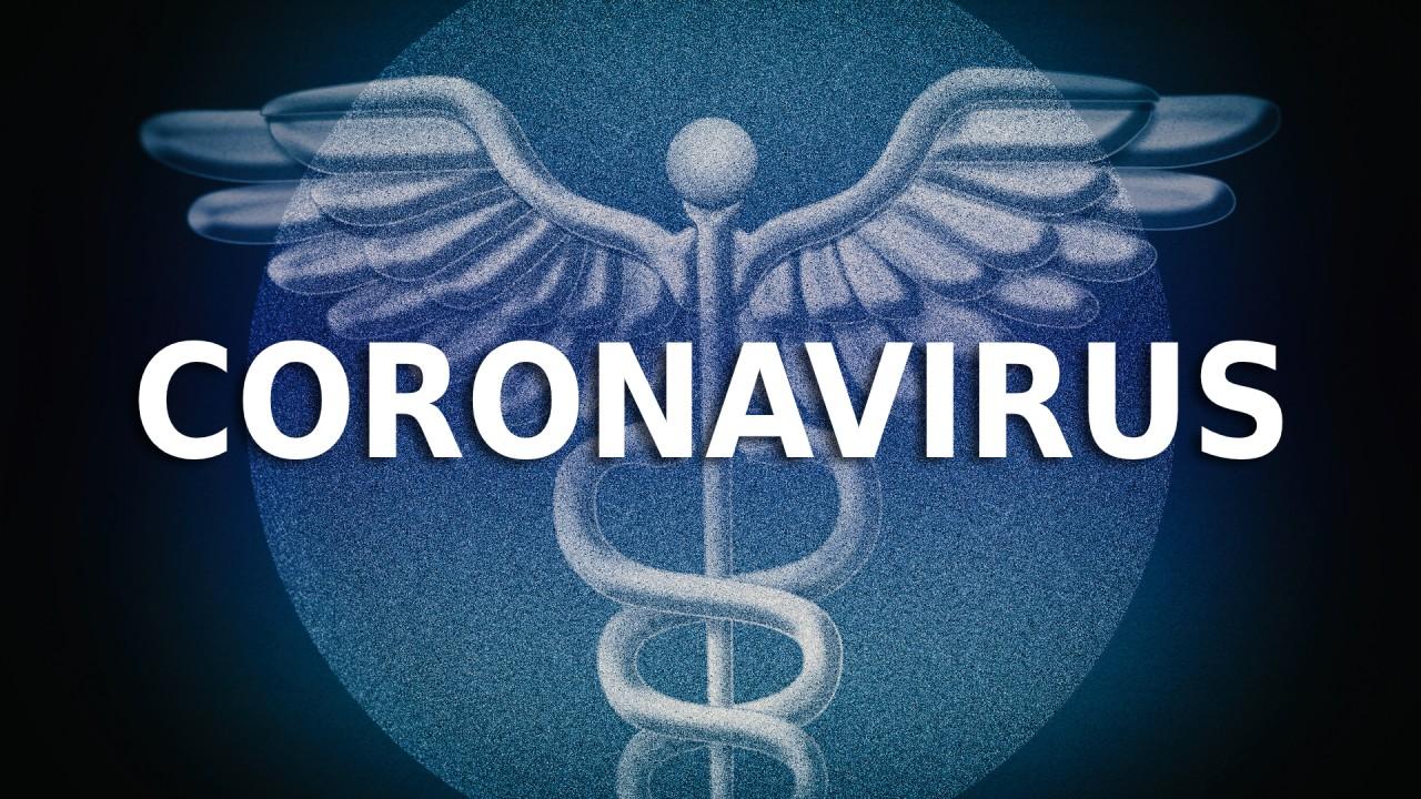 The Coronavirus spread.