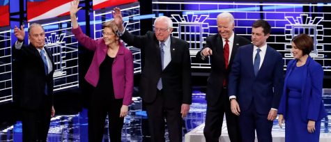 Candidates drop out of the presidential race (photo courtesy of Deseret News).
