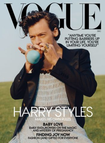 Harry Styles for Vogue