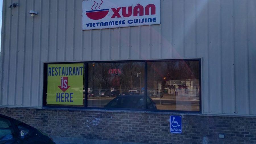 Vietnamese-Thai Restaurant Vandalized and Damaged
