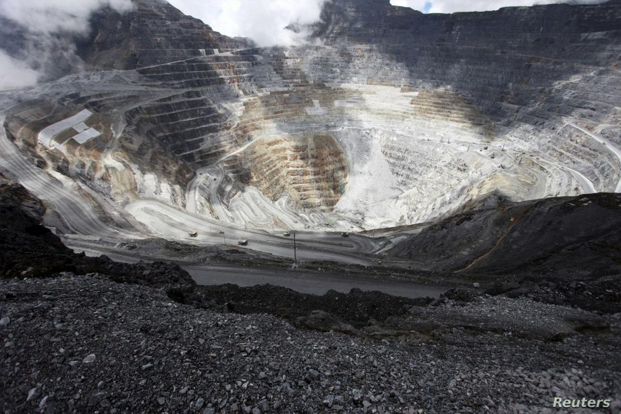 Goldmine Collapsed In Indonesia