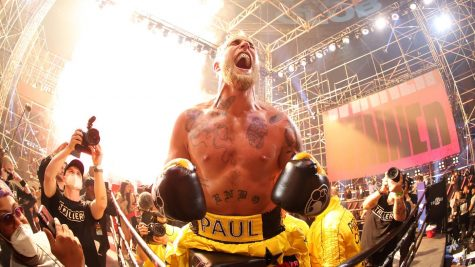 Jake Paul Fights Again