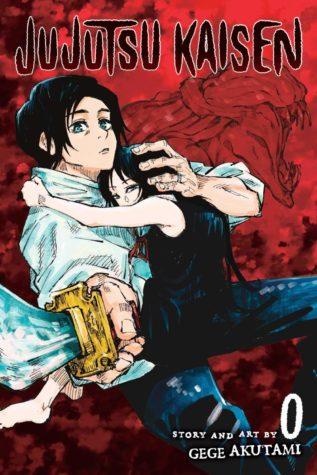 Jujutsu Kaisen 0 Cover Page